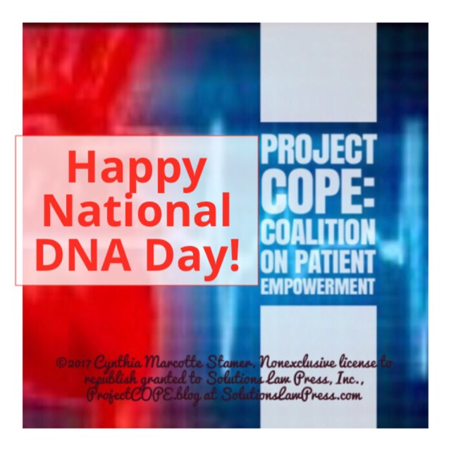 Celebrate DNA Day With Noon CT Twitter Chat